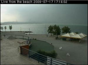 Webcam porto Rivoltella