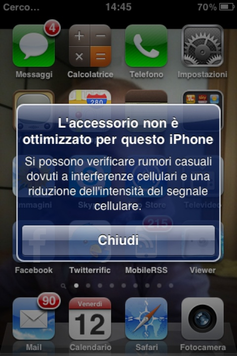 Mia figlia è incompatibile con l'iPhone!